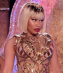Description de l'image Nicki Minaj MTV VMAs 4.jpg.