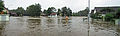 Niederschrems Kreuzung 2002-08-13 Jahrhunderthochwasser.jpg