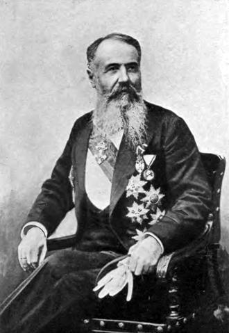 Treaty of Niš (1914) - Nikola Pašić