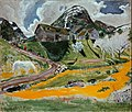 Nikolai Astrup - The white Horse in Spring - Google Art Project.jpg