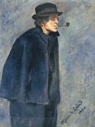 Nikolai Astrup - Nikolai Astrup   Henrik Lund (1900)