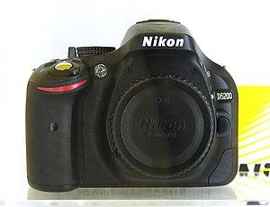 Nikon D5200 - Wikipedia