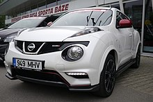 Nissan Juke Nismo 2017 Sportiest Car Of The Year In Latvia