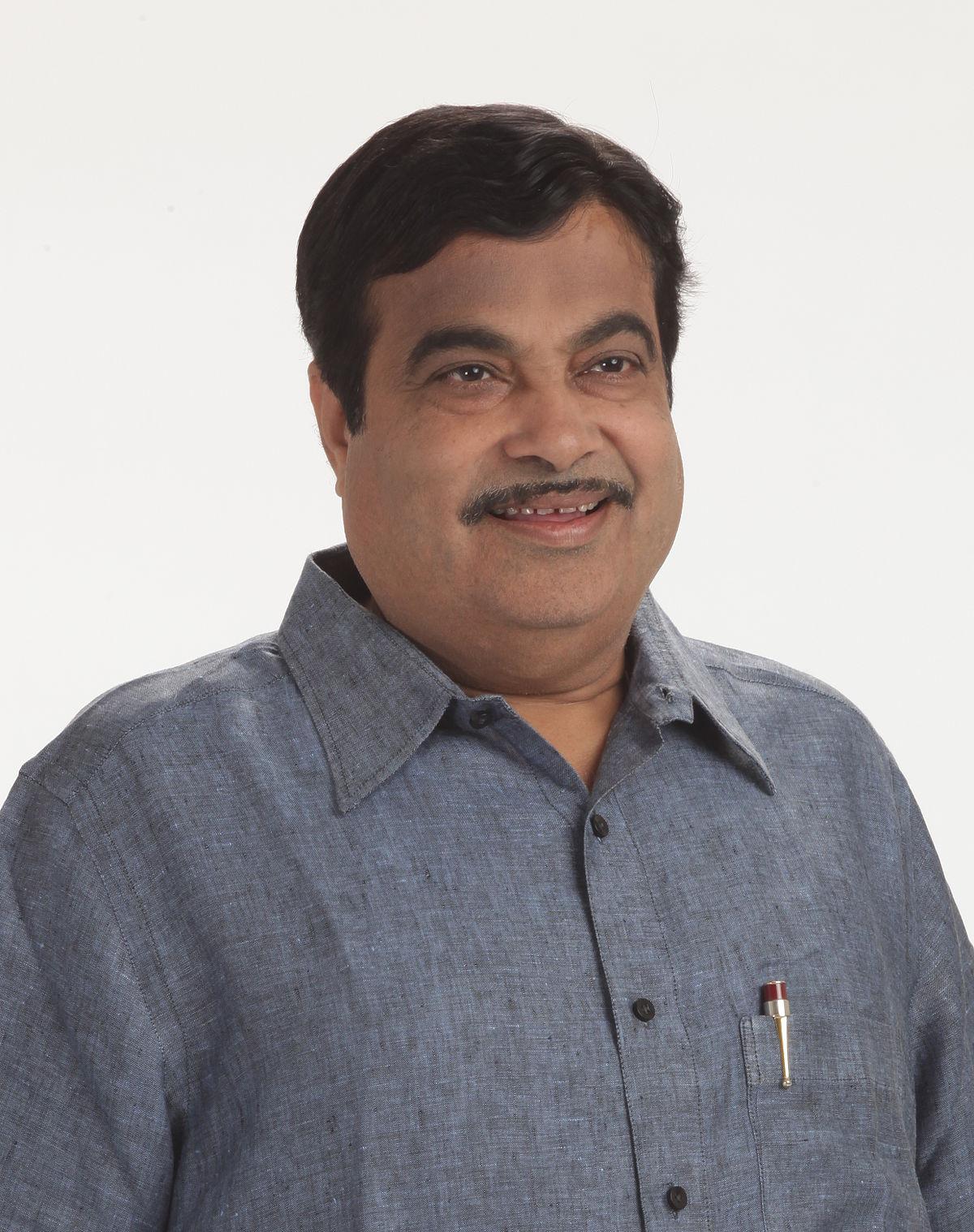 Nitin Gadkari - Wikipedia
