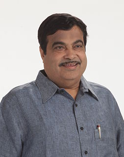 Nitin Gadkari Indian politician