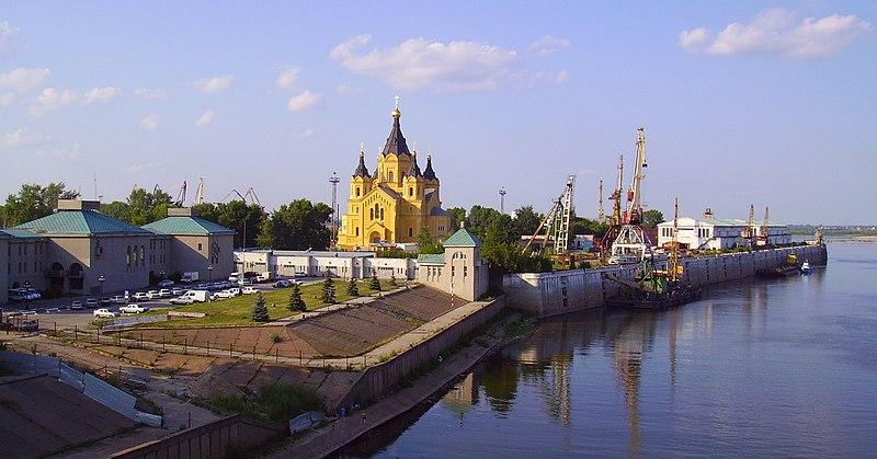 http://upload.wikimedia.org/wikipedia/commons/thumb/5/54/Nizhny_Novgorod_Alexander_Nevsky_Cathedral_at_Strelka.JPG/800px-Nizhny_Novgorod_Alexander_Nevsky_Cathedral_at_Strelka.JPG