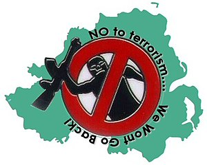 English: Northern Ireland Peace/Anti-Terrorism...