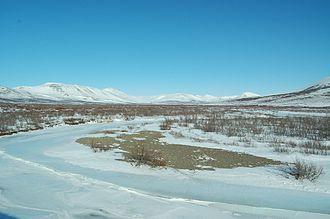 Nome River - Nome River Valley