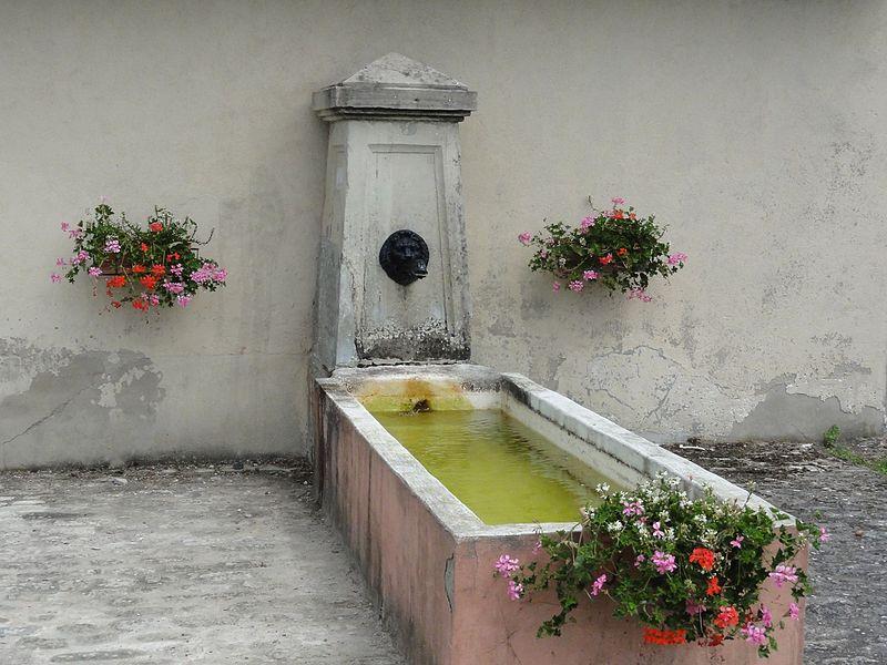 Nonhigny (M-et-M) fontaine