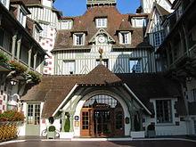 Le Royal Deauville Hotel