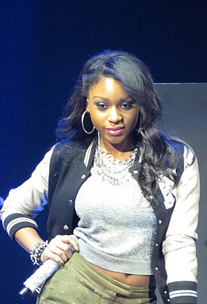 Normani Kordei - Kordei performing in 2013