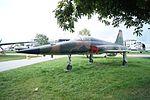 Northrop F-5E Tiger II - Muzeum Lotnictwa Kraków.jpg