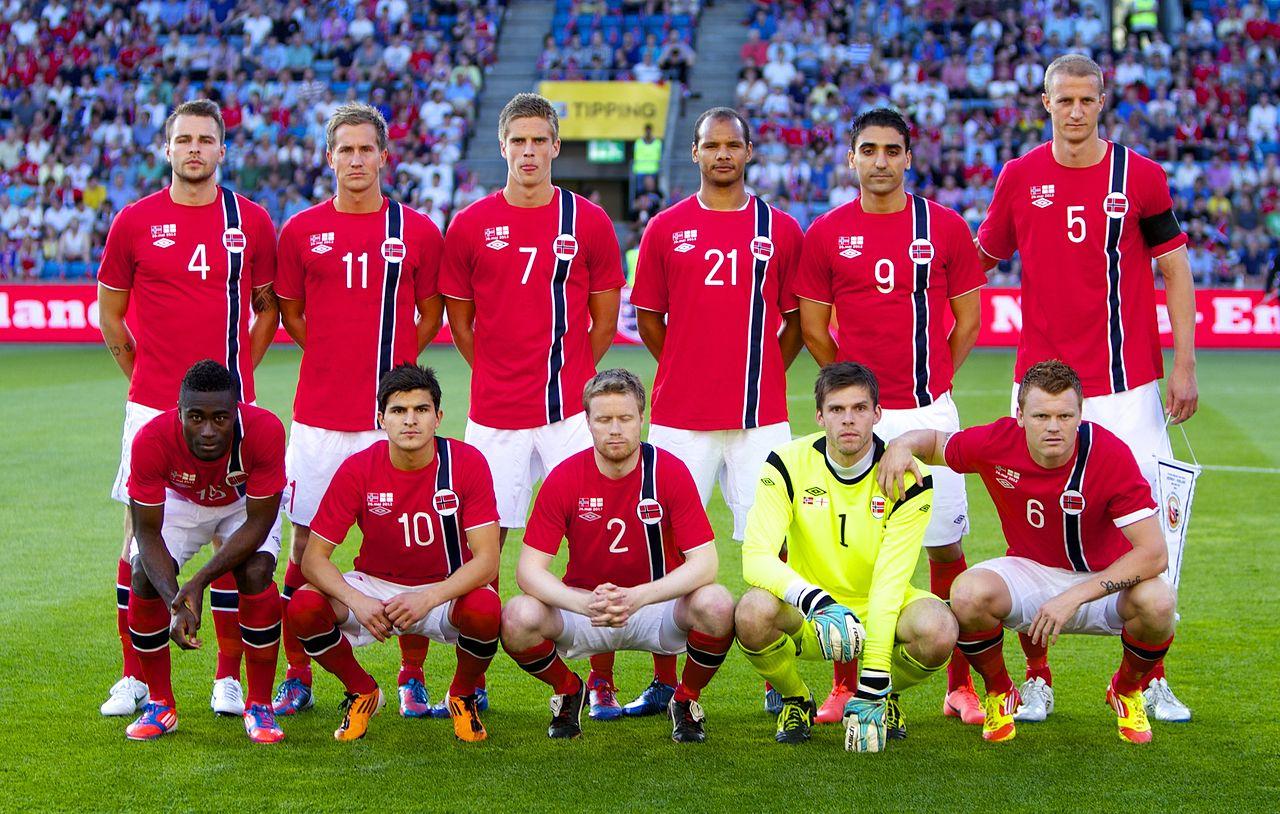 Norges herrelandslag i fotball - Wikiwand baa83699597cd