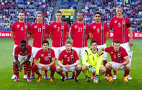 Norway starting XI vs England May 2012.jpg