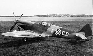 Royal Norwegian Air Force - Royal Norwegian Air Force Spitfire
