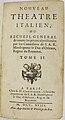 Nouveau Théatre Italien par Riccoboni chez A.U. Coustelier en 1718.JPG