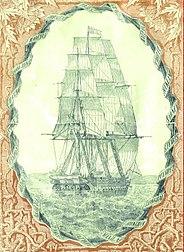 Image of the frigate Novara