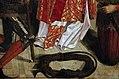 Nuno gonçalves, pannelli di san vincenzo, 1470 ca. 06 l'arcivescovo 8.jpg