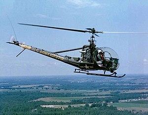 Hiller OH-23 Raven - Hiller OH-23