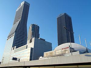 Minato-ku, Osaka - ORC 200 buildings