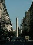Buenos Aires - Avenida 9 de Julio - Argentyna