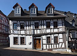 Obergasse in Idstein