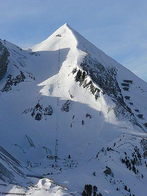 Obertauern - The legendary Gamsleiten peak