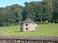 Octagonal building, Llangedwyn - geograph.org.uk - 976377.jpg