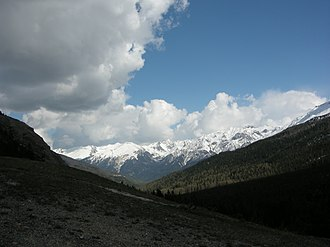 Fuorn Pass - Image: Ofen Pass 3