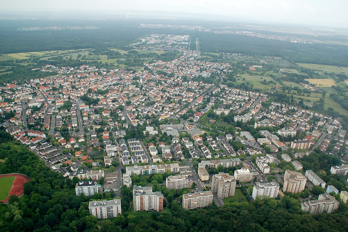 Boroughs of offenbach am main wikimedia commons for Werbeagentur offenbach am main
