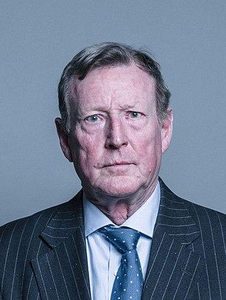 David Trimble - Image: Official portrait of Lord Trimble crop 2