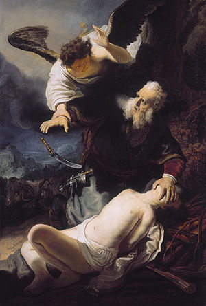 Sacrifice of Abraham