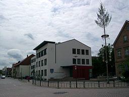 Oftersheim, Rathaus