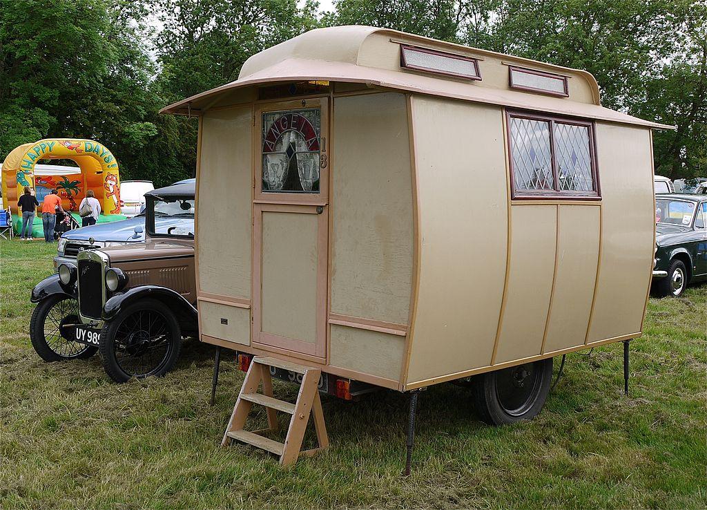 Fantastic Vintage Caravan For Sale