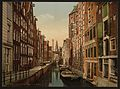 Old Zÿds, the Kolk (canal), Amsterdam, Holland-LCCN2001698763.jpg