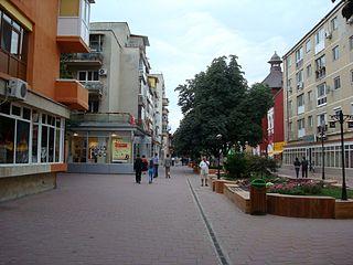 Oltenița Municipality in Călărași, Romania