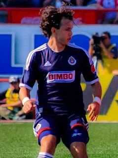 Omar Arellano Mexican footballer