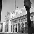 Omayaden moskee, het voorplein, Bestanddeelnr 255-5897.jpg