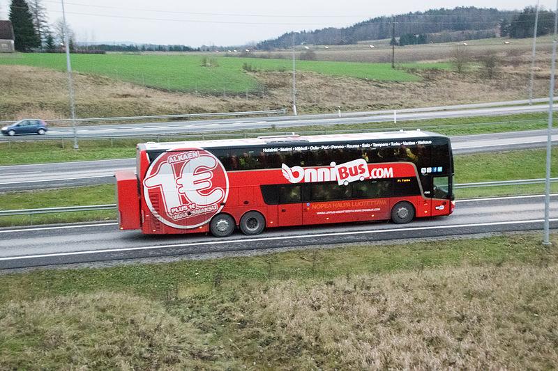 Linja-Auto Hyvinkää Helsinki