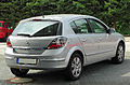 Opel Astra H 1.8 Innovation Facelift rear 20100822.jpg