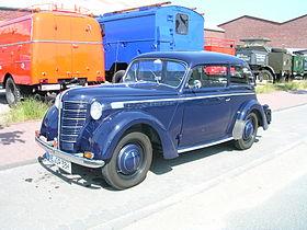 Opel Olympia - Wikipedia