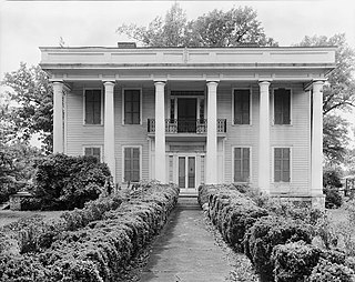 Orange Vale house near Talladega, Alabama