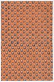 Orange book cover with overall floral pattern Met DP886662.jpg