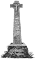 Oronsay Cross (illustration circa 1774).png
