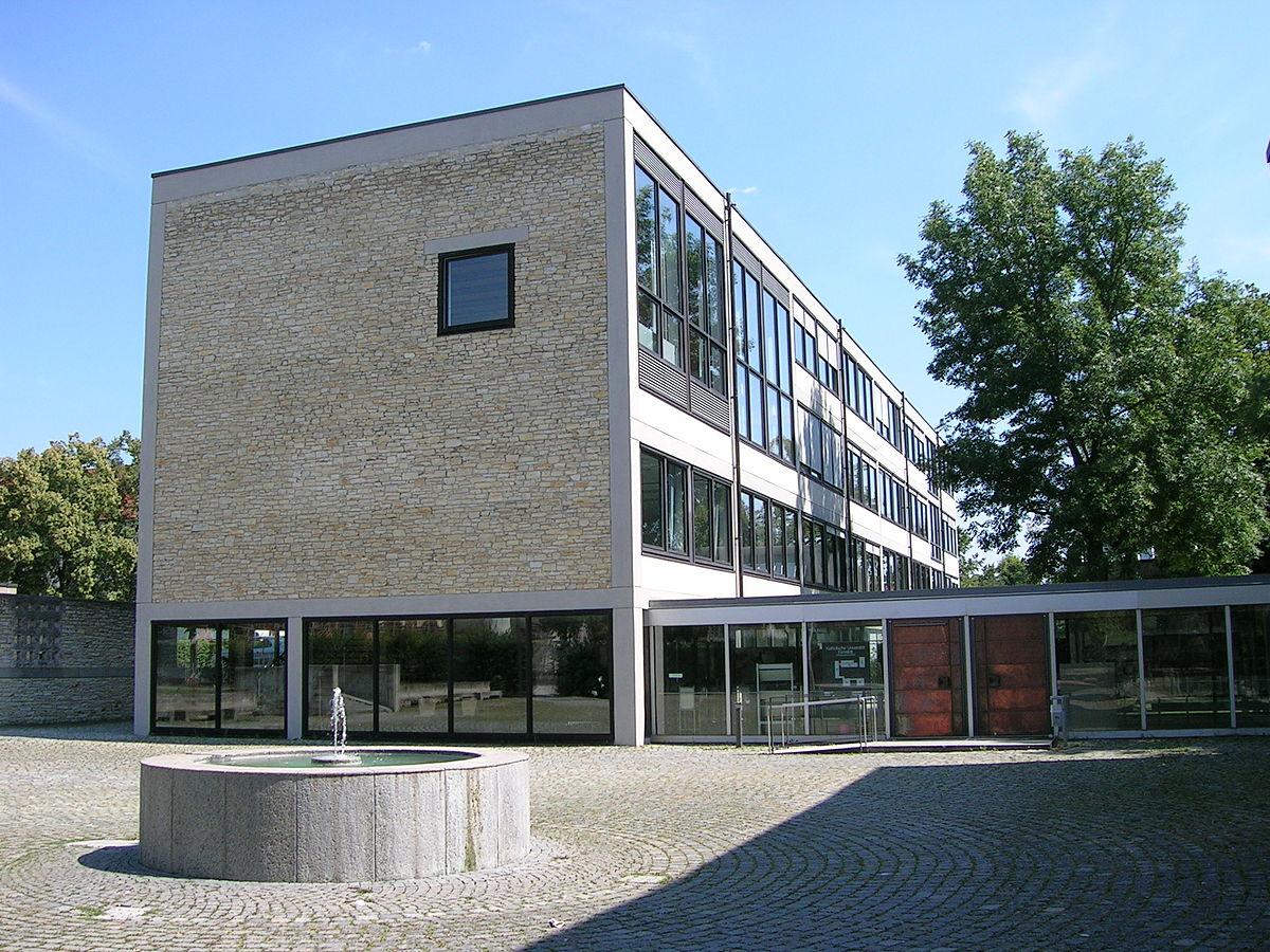 Katholische Universität Eichstätt-Ingolstadt – Wikipedia