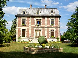 Othis Commune in Île-de-France, France