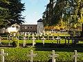 Oude Vestingstraat Frans militair ereperk en massagraf begraafplaats Veurne.jpg