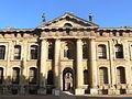 Oxford - Bodleian Library - Entrance building facade.JPG