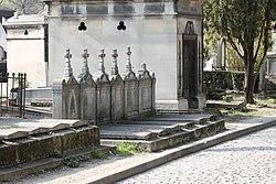 Tomb of Picque, Hamel, Gradié and Grammont