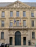 Headquarters : Hôtel de Toulouse in Paris